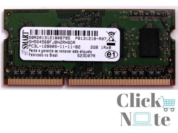 Memoria Para Notebook Ddr3 2gb Pc3l 12800s 1600mhz
