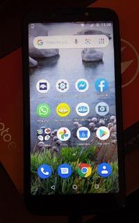 Vendo Celular Motorola E5 Play 16 Gb Android 8.1