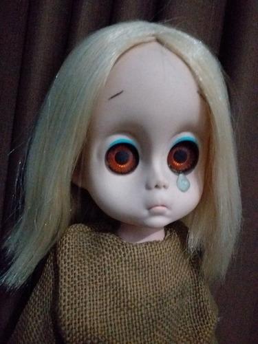 Toyart Vintage   Little Miss No Name  Doll De 1965. Em Sp