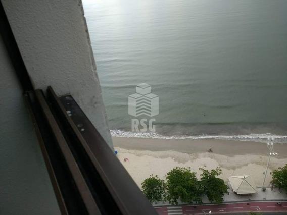 Apartamento Em Frente Ao Mar, 3 Quartos, Perfeito Para O Seu Revéillon - 401
