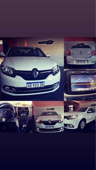 Renault Logan 1.6 Privilege 2019 0km Patentado