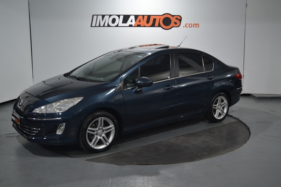Peugeot 408 1.6 Thp Sport Tiptronic A/t 2011 -imolaautos
