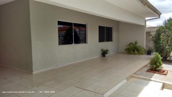 Casa Para Venda Em Pirapozinho, Vila Neusa, 1 Banheiro - 10122