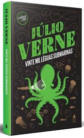 20 Mil Léguas Submarinas Capa Dura Livro Júlio Verne Frete19
