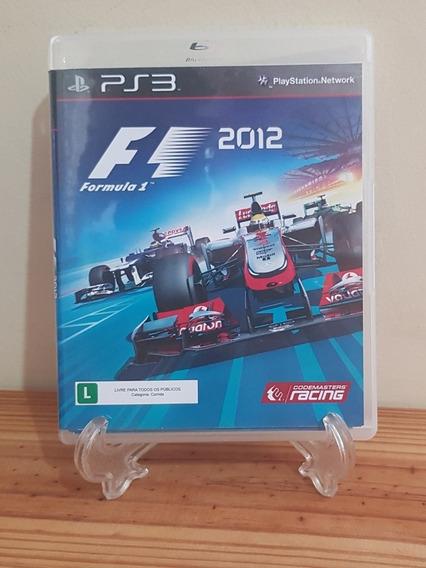 Formula 1 2012 Ps3 Midia Fisica