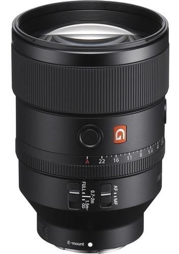Lente Sony Fe 135mm F/1.8 Gm - Sel135f18gm - Lj. Platinum