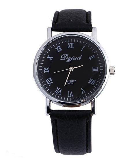 Relógio De Pulso Analógico Quartz