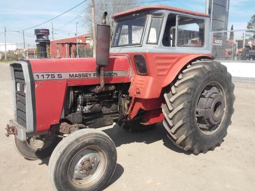 Massey Ferguson 1175 S - Año 1985
