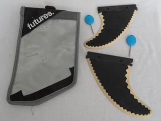Quillas Para Tabla De Surf Proteck Futures Estuche