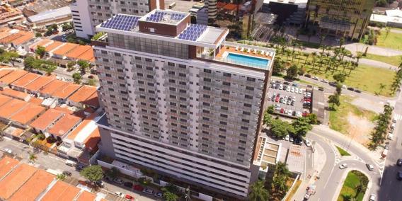 Apartamento Em Santo Amaro, São Paulo/sp De 50m² 1 Quartos À Venda Por R$ 555.000,00 - Ap25373