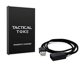 Carregador Juul Magnético Tatical Toke Usb 1m Pronta Entrega