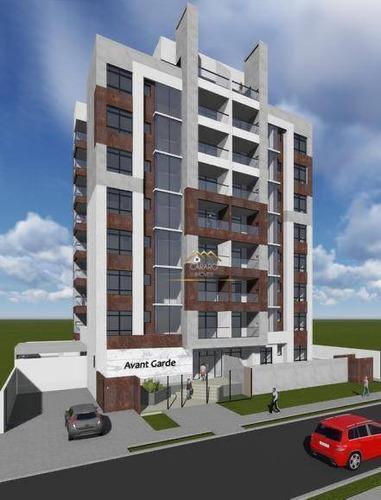 Apartamento 3 Dormitórios 2 Vagas No Vila Izabel - Ap0444