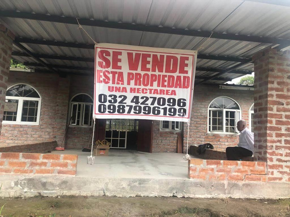 Se Vende Terreno En El Puyo