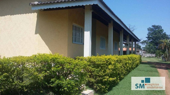Chácara Residencial À Venda, Jardim Caxambu, Jundiaí. - Ch0006
