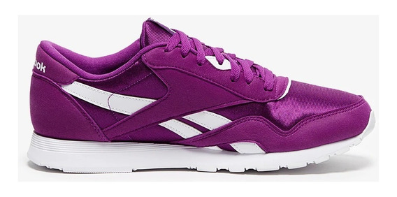 Zapatillas Reebok Classic Leather Nylon