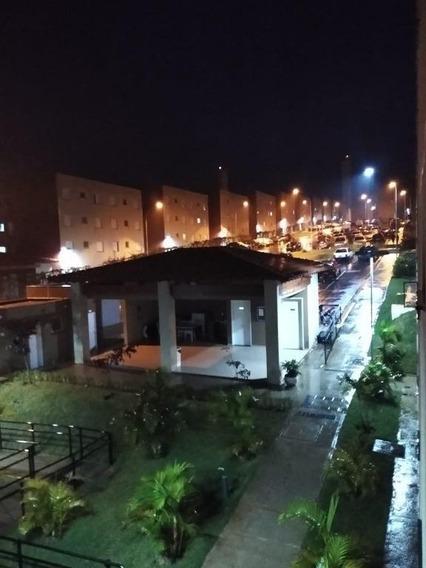 Apartamento Com 2 Dormitórios À Venda, 50 M² Por R$ 155.000 - Da Lagoa - Itupeva/sp - Ap0044