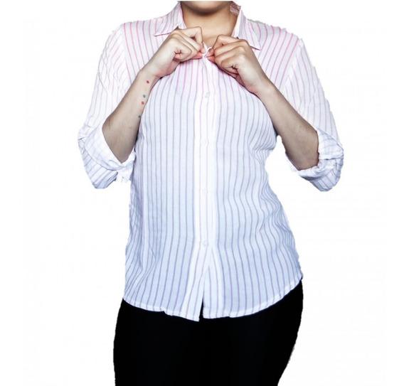 Camisas De Mujer Lunares Fibrana Coleccion 2021