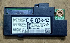 Módulo Wi-fi Wck720q Samsung Curva Un40k6500 Un49k6500