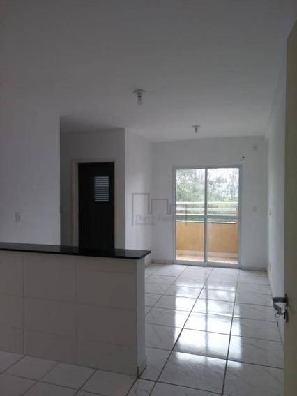 Apartamento Com 2 Dormitórios Para Alugar, 57 M² Por R$ 900,00/mês - Alpha Club Residencial - Votorantim/sp - Ap1627