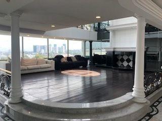 Penthouse Remodelado En Venta Residencial Mónaco, Interlomas