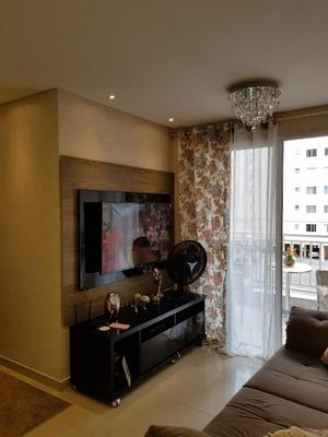 Apartamento Em Calhau, São Luís/ma De 74m² 3 Quartos À Venda Por R$ 360.000,00 - Ap208047