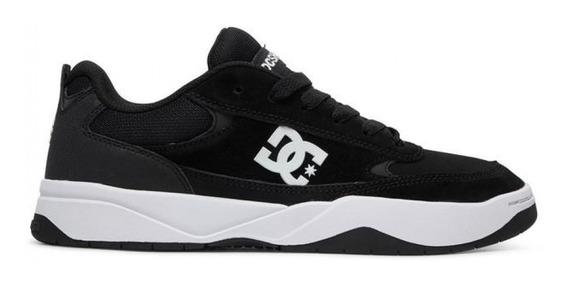 Zapatillas Dc Shoes Penza Negro Logo Blanco 1202112002
