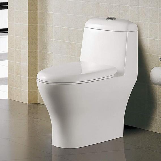 Bacia Sanitária Com Caixa Acoplada Adm-837 Toilet Ei