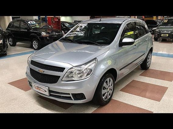 Chevrolet Agile 1.4 Mpfi Lt 8v 2012