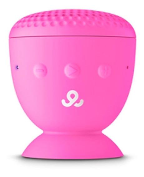 Caixa De Som Bluetooth Gps2500 Rosa - Gogear