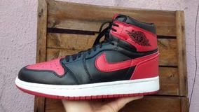 Air Jordan 1 Nike Retro Bred 41 E 42 Pronta Entrega