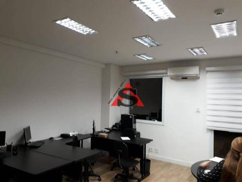 Sala, 40 M² - Venda Por R$ 340.000,00 Ou Aluguel Por R$ 1.400,00/mês - Ipiranga - São Paulo/sp - Sa1308