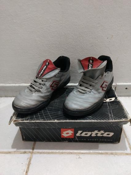 Botines Lotto Nro 40 - Largo Plantilla 26cm.