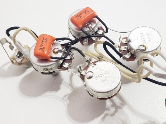 Circuito Alpha Sg 50s Kit Elétrica Switchcraft Sx EpiPhone