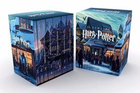 Box Harry Potter - Serie Completa Original