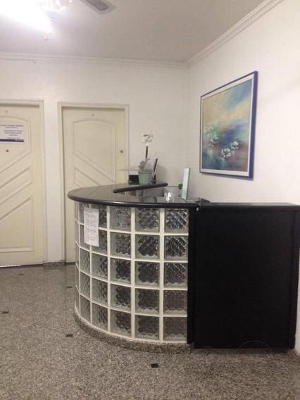 Sala Para Alugar, 17 M² Por R$ 1.000/mês - Centro De Apoio Ii (alphaville) - Santana De Parnaíba/sp - Sa0042