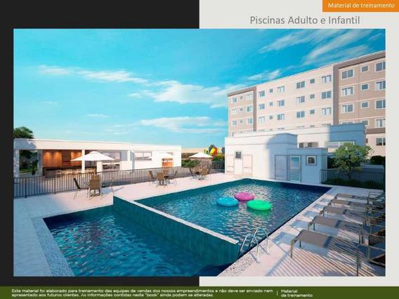 Ótima Oportunidade Em Nova Iguaçu - Apartamentos De 2 Quartos. - Siap20023