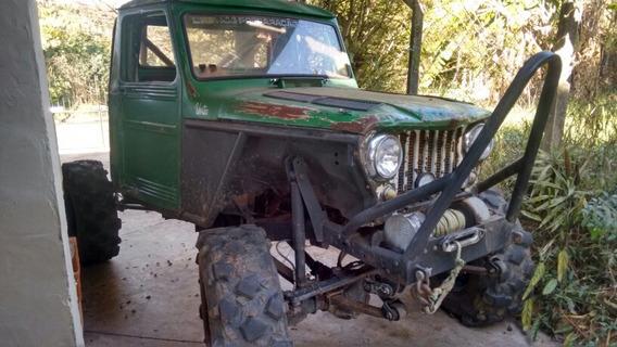F75 Jipe Jeep Trilha Extrema