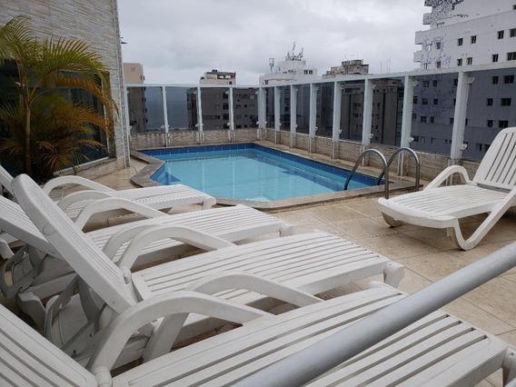 Flat Em Gonzaga, Santos/sp De 36m² 1 Quartos À Venda Por R$ 265.000,00 - Fl313878