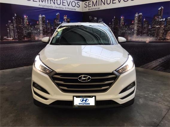 Hyundai Tucson Gls Premium Automatico 4 Cil 2016
