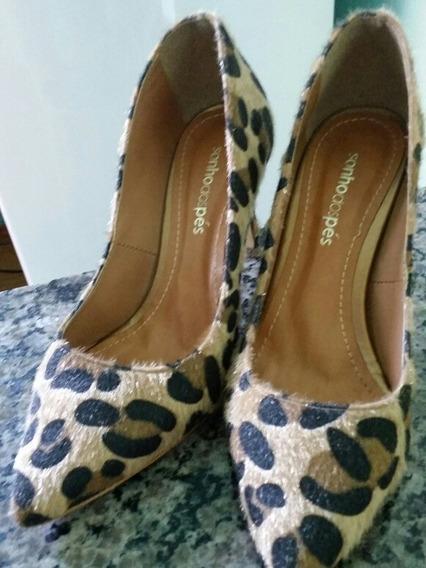 Sapatos Sonho Dos Pes