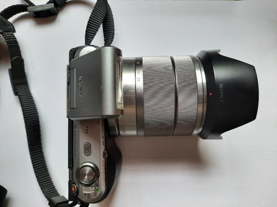 Câmera Sony Nex-c3 16.2 Mpx - Com Lente Obj