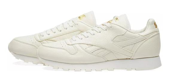 Tênis Reebok Sneakersnstuff X Classic Leather Premium