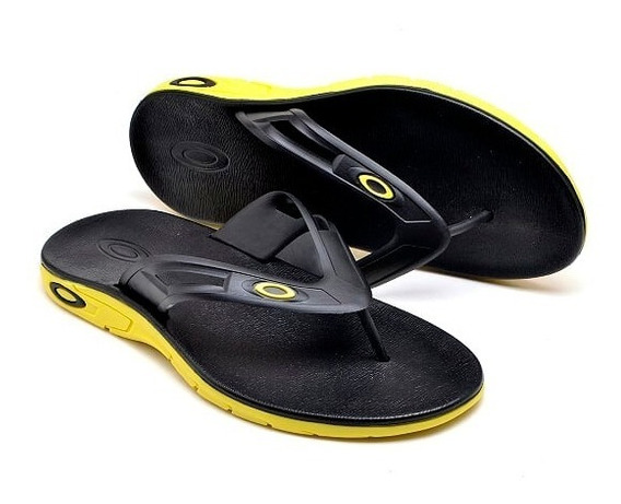 Chinelo Oakley Rest 2.0 Plus Masculina E Feminina- Original