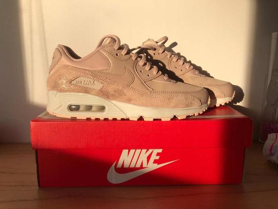 Zapatillas Nike Air Max 90 Mujer Nº Us 8.5 (39) Uk 6 25.5 Cm