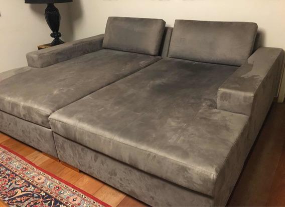 Sofa De Suede 2.00m X 2.40m