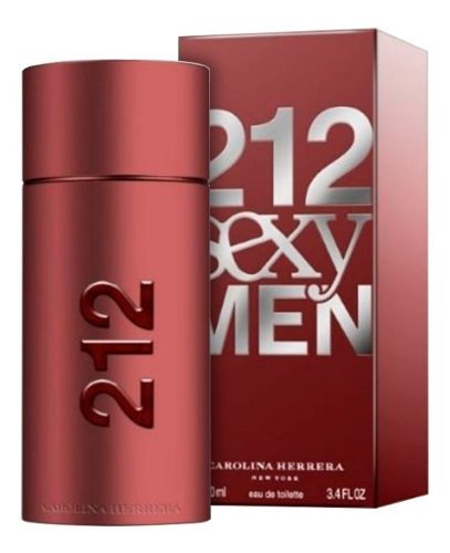 212 Sexy Men Edt 100ml Silk Perfumes Original Ofertas