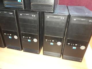 Gabinetes Core2duo 2.93ghz - 4 Gb - 160 Gb - Win 7