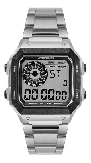 Relógio Mormaii Masculino Mo2003ja/3k C/ Garantia E Nf