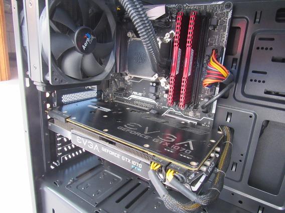 Cpu Gamer I7 6700k, Gtx 1070