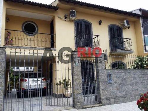 Casa Em Condomínio-à Venda-vila Valqueire-rio De Janeiro - Vvcn30045